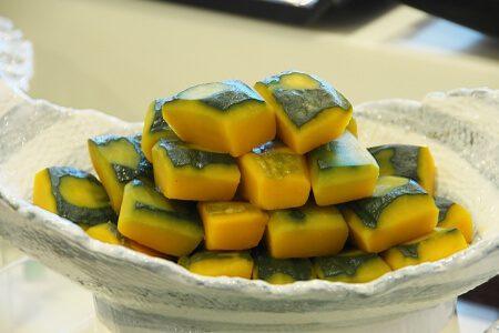 Boiled pumpkin