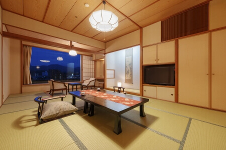 【千寿】ハイグレード和室10畳〈49平米〉