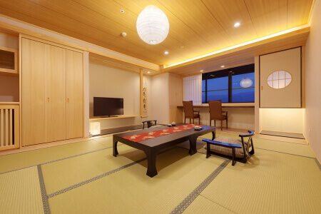 【天誠リニューアル】和室10畳〈42平米〉
