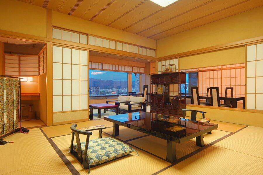 貴賓室(高知県高知市 城西館)