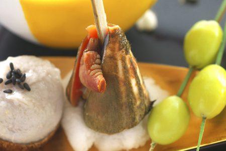 チャンバラ貝