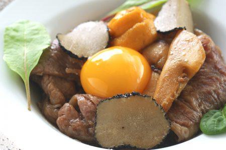 黒毛和牛すき煮