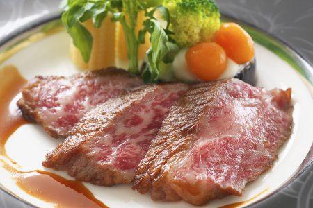 家喜物「和牛ロースステーキ」