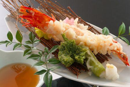 ジャンボえび天ぷら