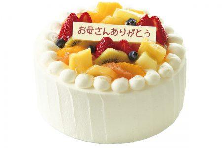 アニバーサリーケーキ(生クリーム)