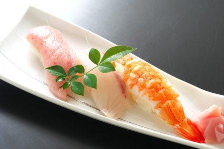 「御飯」握り寿司 3貫