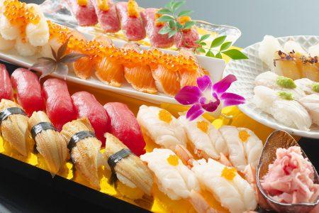 創作寿司盛合せ