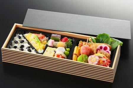 新春彩り弁当