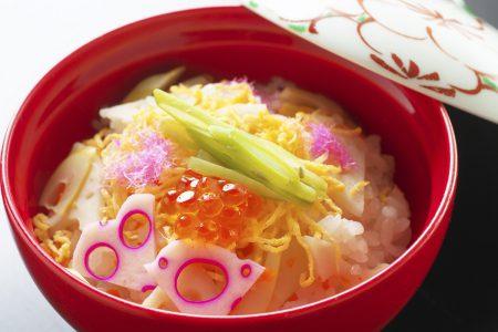 「春爛漫」ちらし寿司