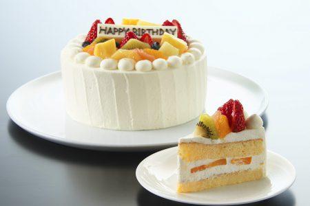 アニバーサリーケーキ「生クリーム」