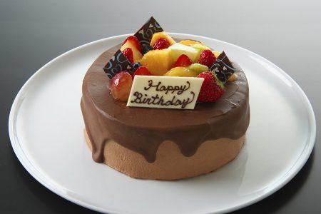 アニバーサリーケーキ「チョコレート」