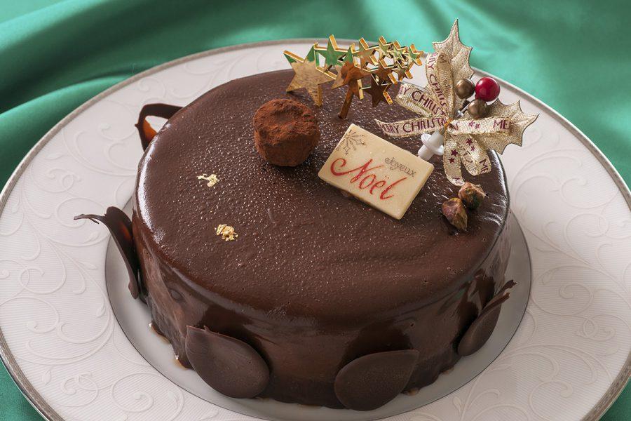 クリスマスケーキ ショコラ・ショコラ