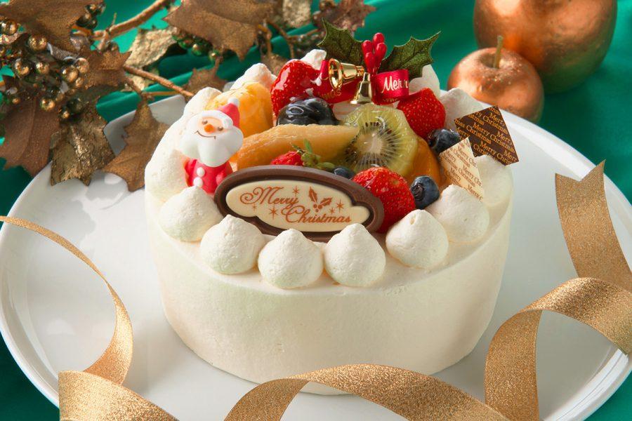 クリスマスケーキ 生クリームケーキ