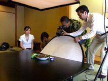 平成18年8月3日  クラブツーリズム旅の情報誌「旅の友」で取材を受けました。