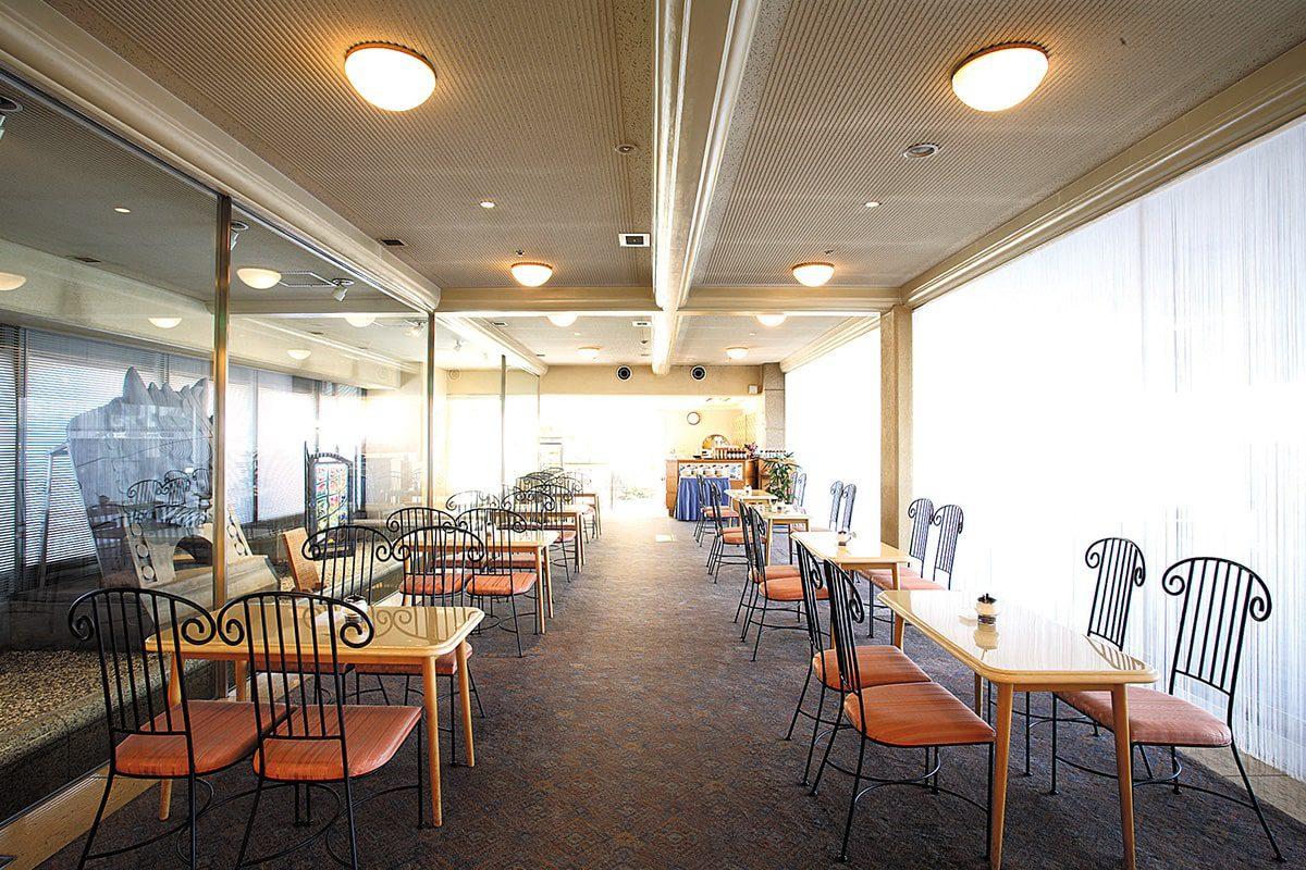 Tea lounge Seseragi