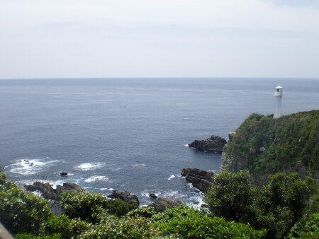Ashizuri-misaki Cape