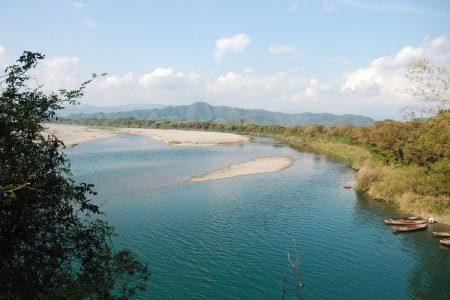 Niyodogawa River
