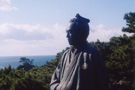 Katsurahama, The Sakamoto Ryoma Monument, The Sakamoto Ryoma Memorial Museum
