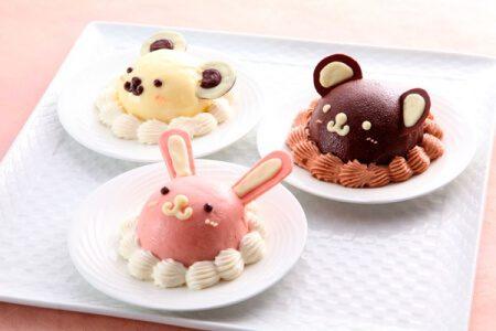 キャラクターミニケーキ