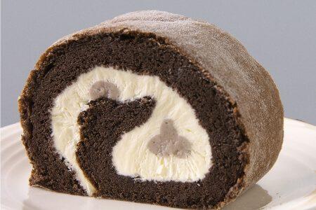 銀不老ロールケーキ